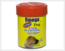 OmegaOne Dog Food Seasoning